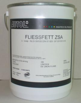 AUTOL Getriebe- Fliessfett ZSA GP auch Zentralschmierung 00/000 K-50