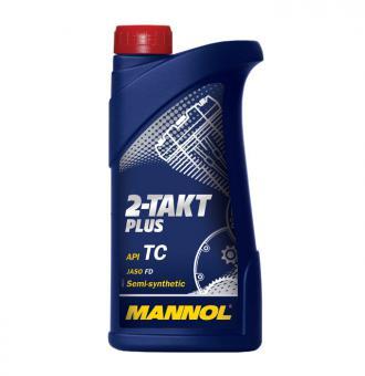 Mannol  2-Takt Plus 1 Liter Dose