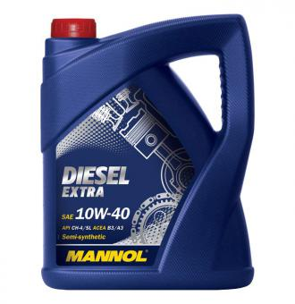 Mannol Diesel Extra 10W40