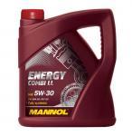 Mannol (Longlife) Energy Combi LL 5W-30 5 Liter Kanister (6,4 Literpreis)