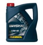 Mannol  Universal 15W-40